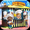 Star Cooking Chef Servir Dash icon