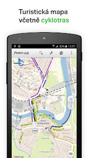 Mapy.cz- screenshot thumbnail