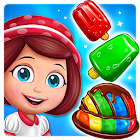 Ice Cream Paradise - Match 3 Puzzle Adventure icon