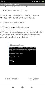 CMD 100+ Best Commands Pro for PC / Windows 7, 8, 10 / MAC