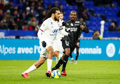 Ligue 1 : Denayer et Lyon tenus en échec, Iseka et Toulouse enfoncés par Strasbourg, Marseille s'impose chez les Verts