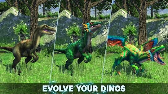 Dino Tamers  Jurassic Riding MMO Apk Mod Dinheiro Infinito 1