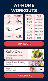 BetterMe: Home Workouts & Diet - Apps