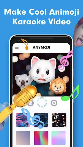 Anymoji-3D Emoji Avatar & Face Cam 1.0.8 screenshots 3