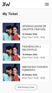 Jakarta Fashion Week 1.5.1 APK with Mod + Data 3