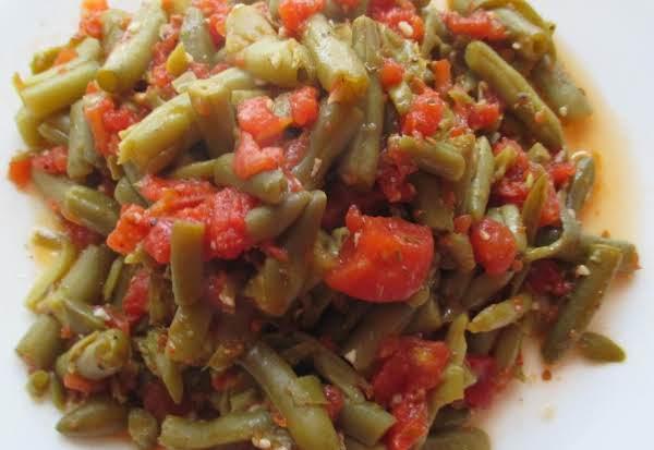 Mediterranean Green Beans Recipe