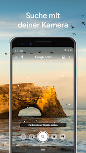 Google Lens Screenshot