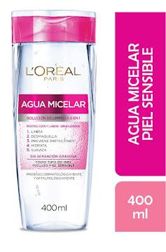 Agua Micelar L'Oréal Paris Hidra Total 5