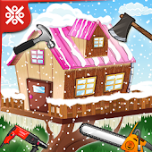 Farm Tree House Builder