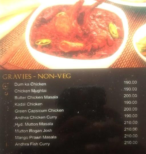 Maqs Barbecue N Biryani menu 7