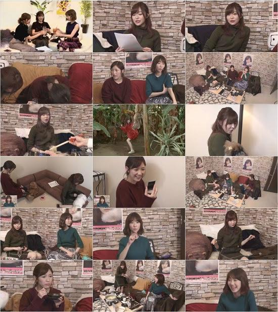 (Web)(480p) さっしー、まゆゆ、ゆきりん 最後のニコ生女子会 AKB48「11月のアンクレット」リリース記念