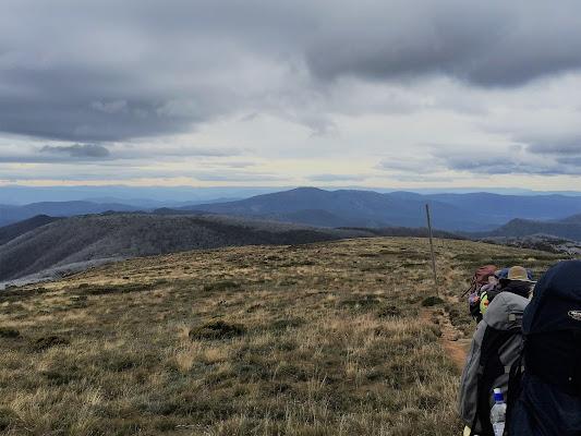 Trip on top of the mountain  di teone