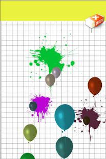 Balloon POP Blots Drop - náhled