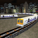 Train Driving Simulator Mumbai Local 3D