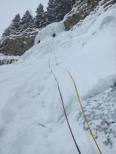 Photo: Queue the snow!