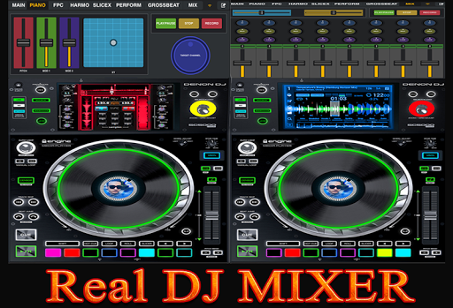 Dj Mixer For Laptop