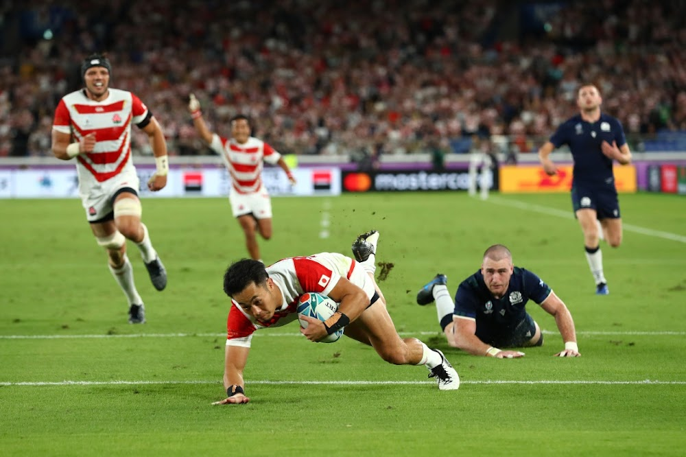 Japan want to run Boks ragged in World Cup quarterfinal showdown