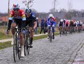 Jungels rijdt solo naar winst in Kuurne-Brussel-Kuurne