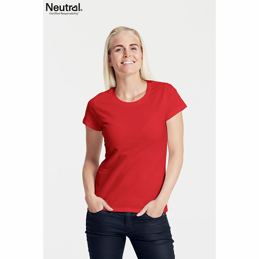 Neutral Ladies Organic T-shirt