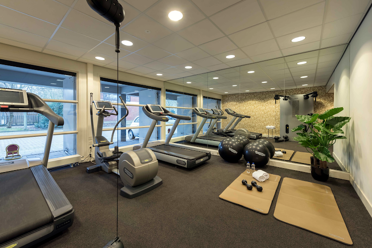 Gym at Teilingen Apartments