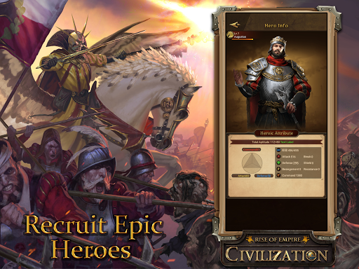 Civilization: Rise of Empire android2mod screenshots 8