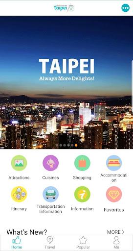 Travel Taipei screenshot 2