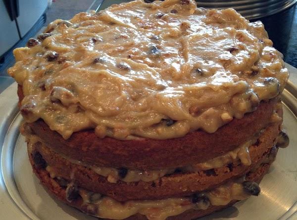 Mom Woodrome's Prune Cake Recipe