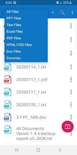 All Documents Reader – Word XLSX PPT Office Reader 2