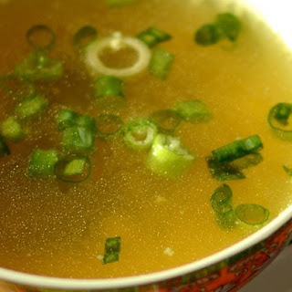 Egg Flower Soup With Chicken Recipes