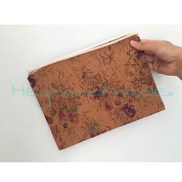 自家設計水松木布中型布袋