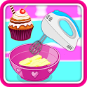 Cooking Game - Baking Cupcakes icon
