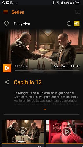 RTVE alacarta 3.0.19 screenshots 2