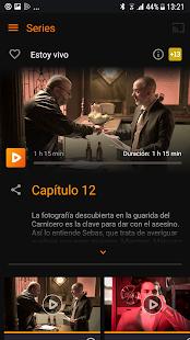 RTVE alacarta - náhled