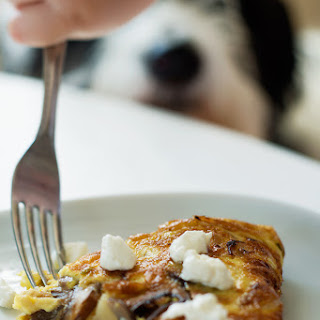 A Perfect Frittata and Omelet Breakfast.