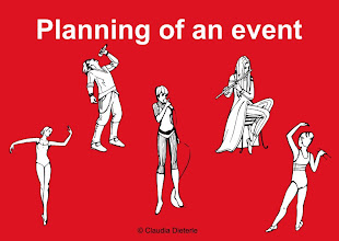 Photo: Planning of an event