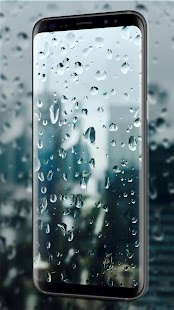 Rainy Day Live Wallpaper for Free - náhled