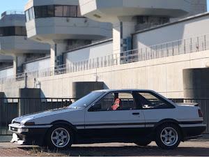 スプリンタートレノ AE86 GT-APEX S62.3のカスタム事例画像 🔰拓人さんの2019年01月08日19:56の投稿