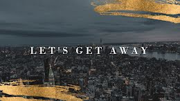 Let's Get Away - Facebook Cover Photo item