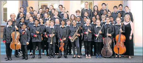 As part of their Eastern Cape tour, the KZN Youth Orchestra will be performing at the East London Guild Theatre for the first time next Wednesday, ahead of their two performances at the National Arts Festival in Grahamstown.
