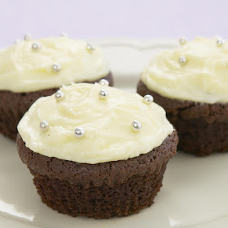 Chocolate-Coffee Cupcakes
