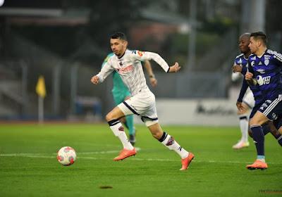 Boulaya était au Standard mais n'a pas signé