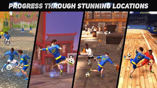 SkillTwins: Soccer Game - Soccer Skills screenshot 12