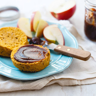 Paleo Pumpkin English Muffins