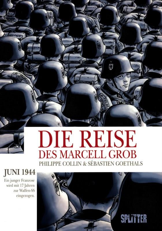 Die Reise des Marcel Grob (2019)