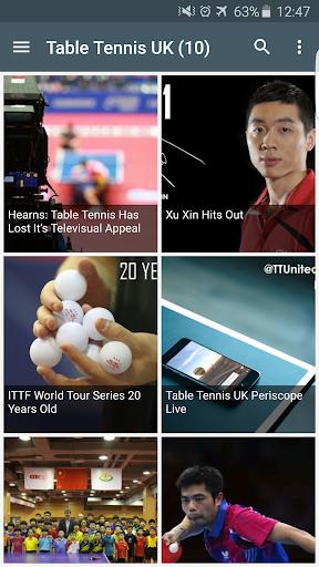 Table Tennis News