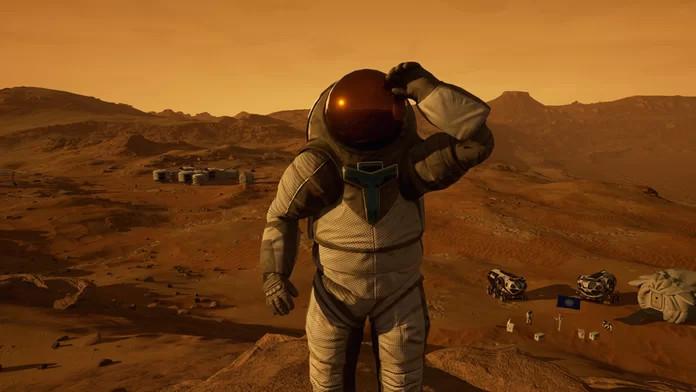 Chào mừng đến Sao Hỏa.