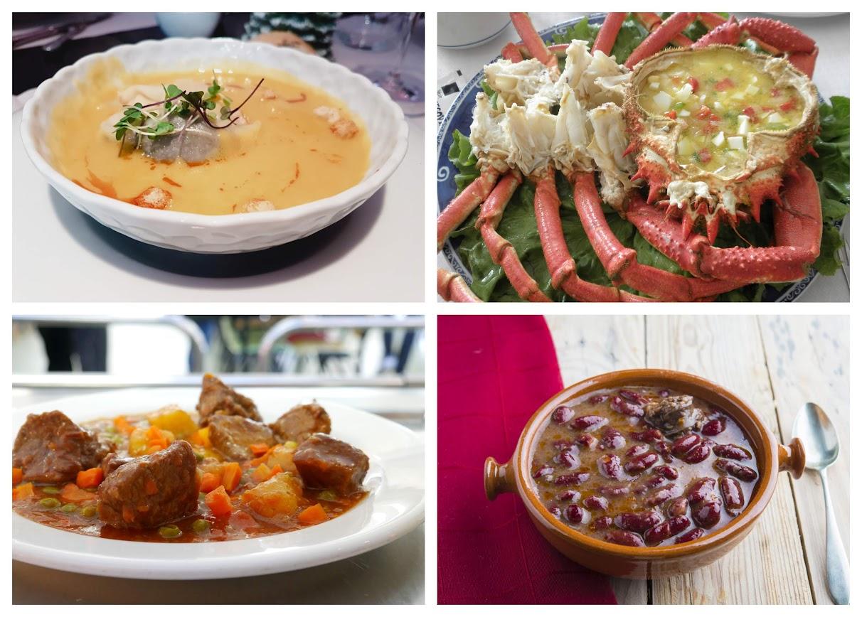 platos País Vasco