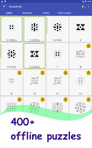 English Crossword puzzle 1.7.1 screenshots 10