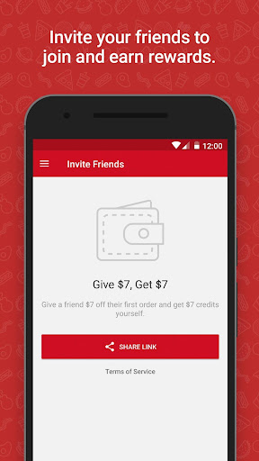 SkipTheDishes - Food Delivery  screenshots 6