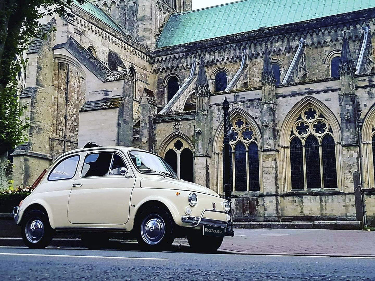 Fiat Fiat 500 L Hire London
